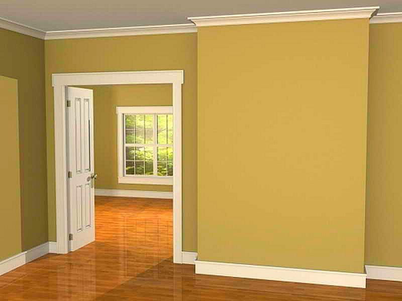 лимонный дизайн комнаты